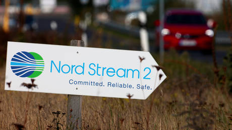 'like-mafia':-us-tramples-over-european-sovereignty-in-bid-to-stop-nord-stream-2,-eu-must-fight-back,-german-mp-tells-rt