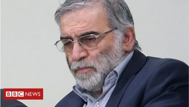 Photo of Mohsen Fakhrizadeh: Iran vows to avenge scientist's assassination