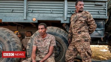 Photo of Ethiopia's Tigray crisis: Army claims advance on several towns