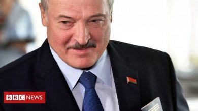 Photo of Belarus protests: Embattled leader Alexander Lukashenko hints he may quit