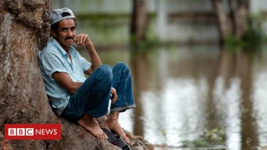Photo of In pictures: Hurricanes leave Hondurans homeless and destitute