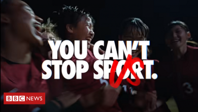 Photo of Nike's diversity advert causing a backlash in Japan