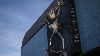 Photo of British retail giant Debenhams likely to collapse, putting 12,000 jobs at risk