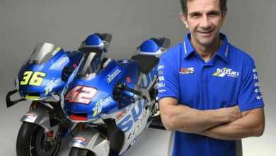Photo of Interview with Davide Brivio, Team Organization Leader of Suzuki