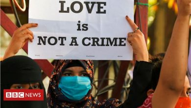 Photo of India Muslim man arrested under 'love jihad' law