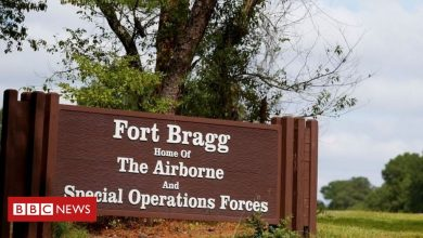 Photo of Fort Bragg: Foul play suspected in two soldiers' deaths