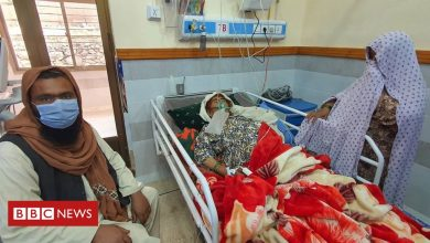 Photo of Pakistan: Covid patients die due to oxygen shortage in Peshawar