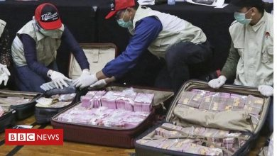 Photo of Indonesia minister accused of bribery following raid