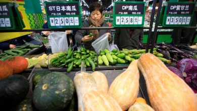 Photo of Consumer prices in China decline for first time in over decade