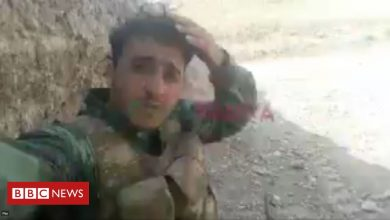 Photo of The Syrian mercenaries used as 'cannon fodder' in Nagorno-Karabakh