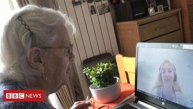 Photo of Covid: Students and retirees form long-distance friendships