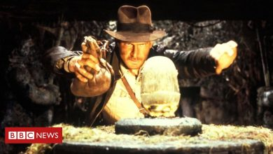 Photo of Harrison Ford returns as Indiana Jones for fifth and final episode