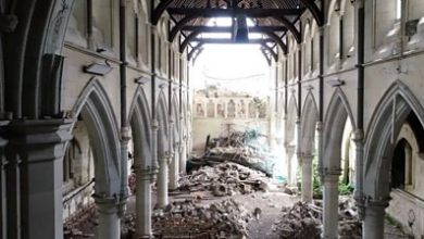 Photo of New Zealand: Fixing the ruined Christchurch Cathedral that's frozen in time