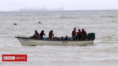 Photo of Venezuela crisis: Fleeing migrants found drowned