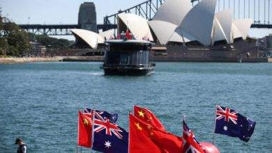 Photo of Geopolitical rift between Australia and China reaches boiling point