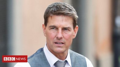 Photo of Tom Cruise: Recording emerges of star 'shouting at film crew' over Covid