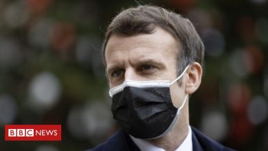 Photo of Emmanuel Macron: French president tests positive for Covid