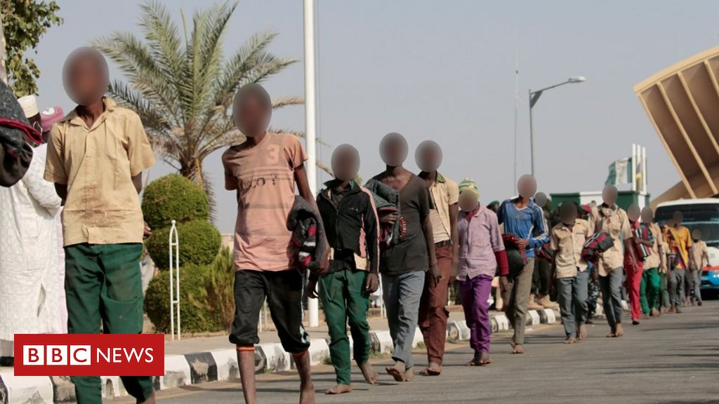 nigeria-school-attack:-hundreds-of-boys-return-home-after-kidnap-ordeal