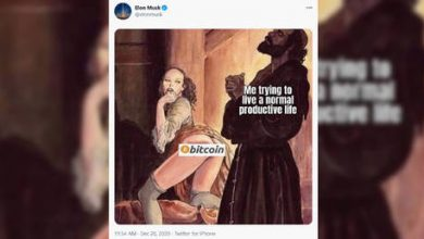 Photo of Elon Musk discloses his bitcoin kink and messes with crypto-enthusiasts via cheeky tweets