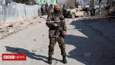 Photo of Afghanistan conflict: Kabul car bombing kills four doctors