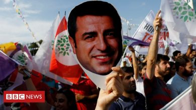 Photo of Erdogan attacks Europe court's order for Demirtas's release
