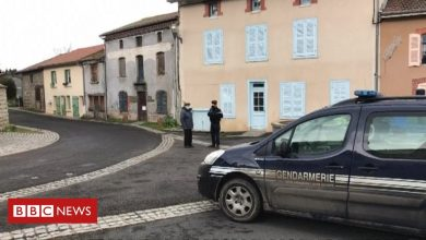 Photo of France police shootings: Three officers killed by gunman who is later found dead