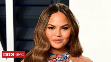 Photo of Chrissy Teigen 'sad she will never be pregnant again'