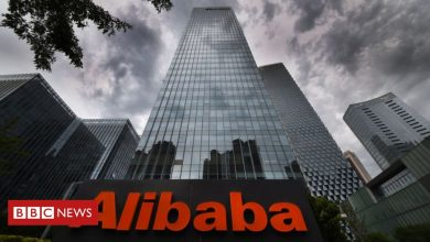 Photo of Alibaba being investigated by China over monopoly tactics