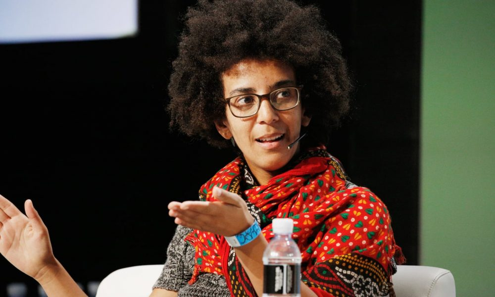 google-hired-timnit-gebru-to-be-an-outspoken-critic-of-unethical-ai-then-she-was-fired-for-it.