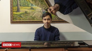 Photo of A scene in The Pianist changed Arson Fahim's life