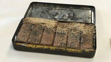 Photo of Banjo Paterson: 120-year-old chocolate found in Australian poet's belongings
