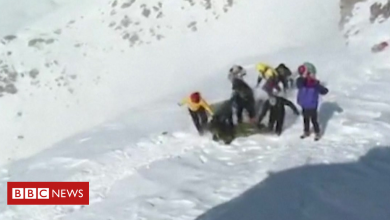 Photo of Iran: Climbers die in blizzards and avalanche