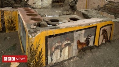 Photo of Pompeii: Ancient 'fast food' counter to open to the public