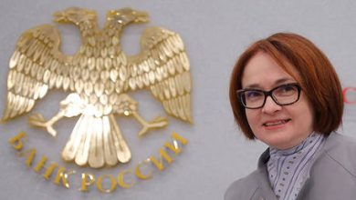 Photo of Pinning down priorities: Russia's central bank boss sent coded messages to financial market via her… BROOCHES