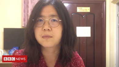 Photo of Zhang Zhan: China jails citizen journalist for Wuhan reports