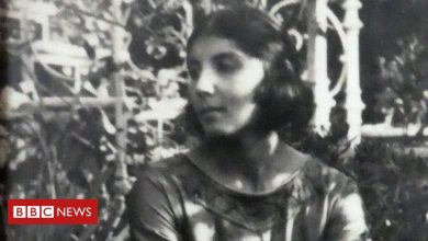 Photo of 'She is beautiful but she is Indian': The student who became a Welsh bard at 19