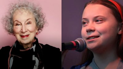 when-greta-thunberg-met-margaret-atwood…-on-zoom