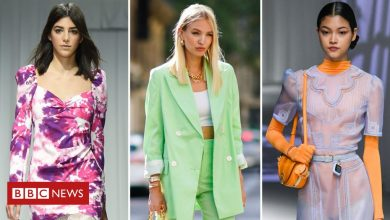 Photo of Fashion lookahead: Eight major 2021 looks from tie-dye to pastels