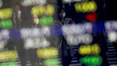Photo of Asian stocks on path to finish turbulent 2020 at record highs