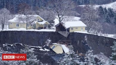 Photo of Norway landslide: Swedes join search for 10 missing in Ask ravine