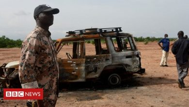 Photo of Suspected Islamists kill dozens in attacks on two Niger villages