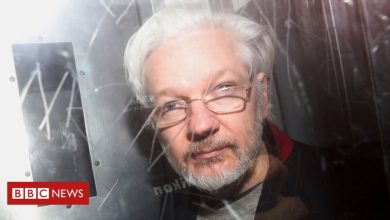 Photo of Julian Assange: Wikileaks founder extradition to US blocked by UK judge