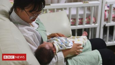 Photo of Alarm as South Korea sees more deaths than births