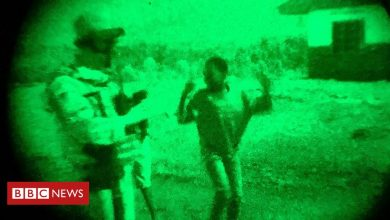 Photo of On patrol: Night vision in DR Congo