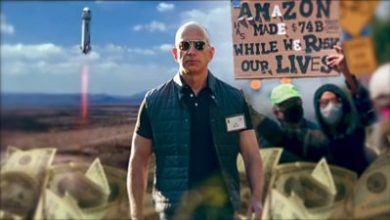 Photo of Amazon's Jeff Bezos: The richest person in the world