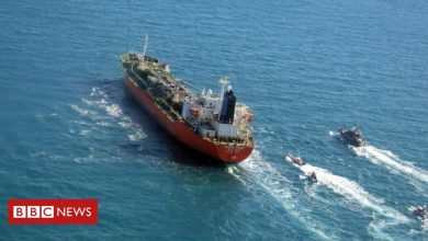 Photo of South Korea to send delegation after Iran seizes tanker