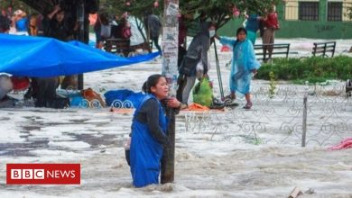 Photo of Deadly flash floods tear through Bolivia's Sucre city