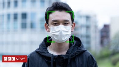 Photo of Facial recognition identifies people wearing masks