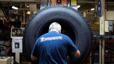 michelin-to-slash-2,300-workers-in-france-to-boost-production-efficiency