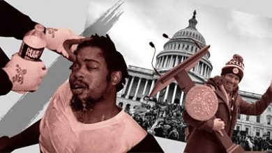 Photo of Capitol riots: Black Americans decry police double standards